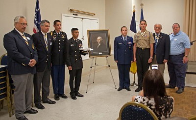 Cadets honored at our last annual JROTC Luncheon
